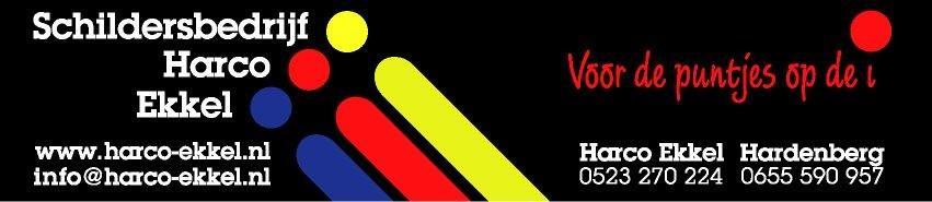 Logo Schildersbedrijf Harco Ekkel